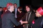 10th Anniversary lyrikline.org - Opening - Horst Köhler, Bei Ling, Lebogang Mashile