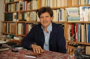 Abdelwahab Meddeb, photo: Benjamin Loyseau