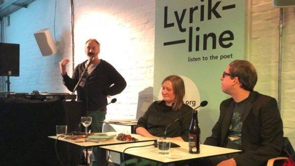 Lyrikline Hör Lounge Lyrikline Blog